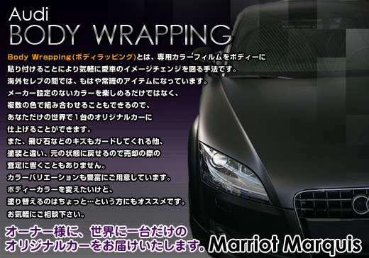 BodyWrapping