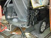 アウディ事故修理