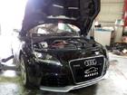 アウディTT RS ヘッドライト不点灯 修理