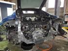 アウディ R8 クラッチ交換修理
