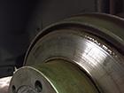 アウディ A4 ブレーキ異音 点検 修理